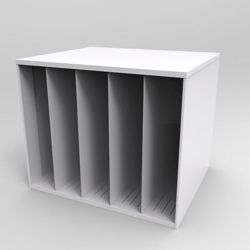 Steel Fixture Art Storage Art Tills